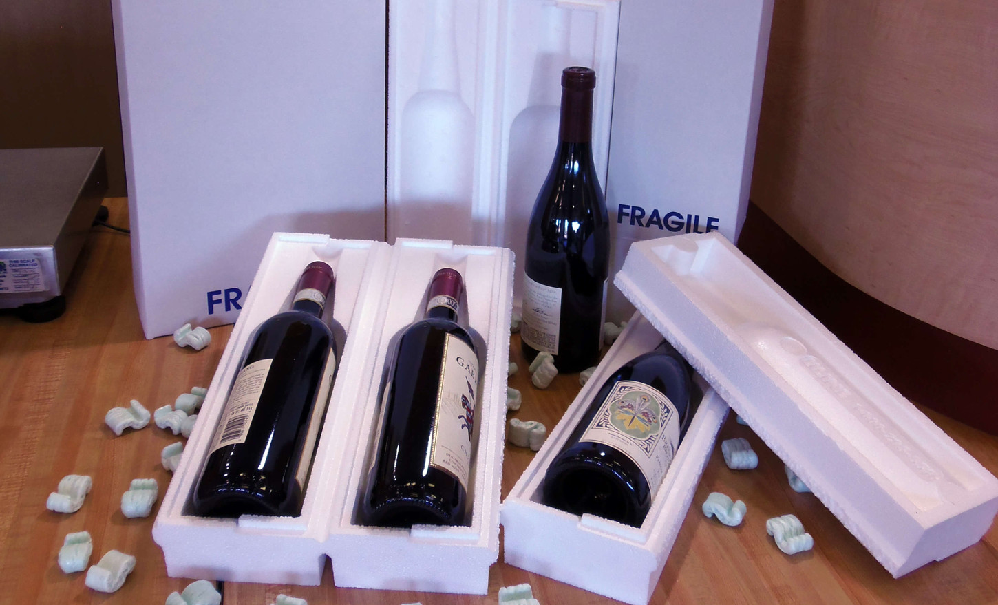 Wine Shipping Service in Traverse City
